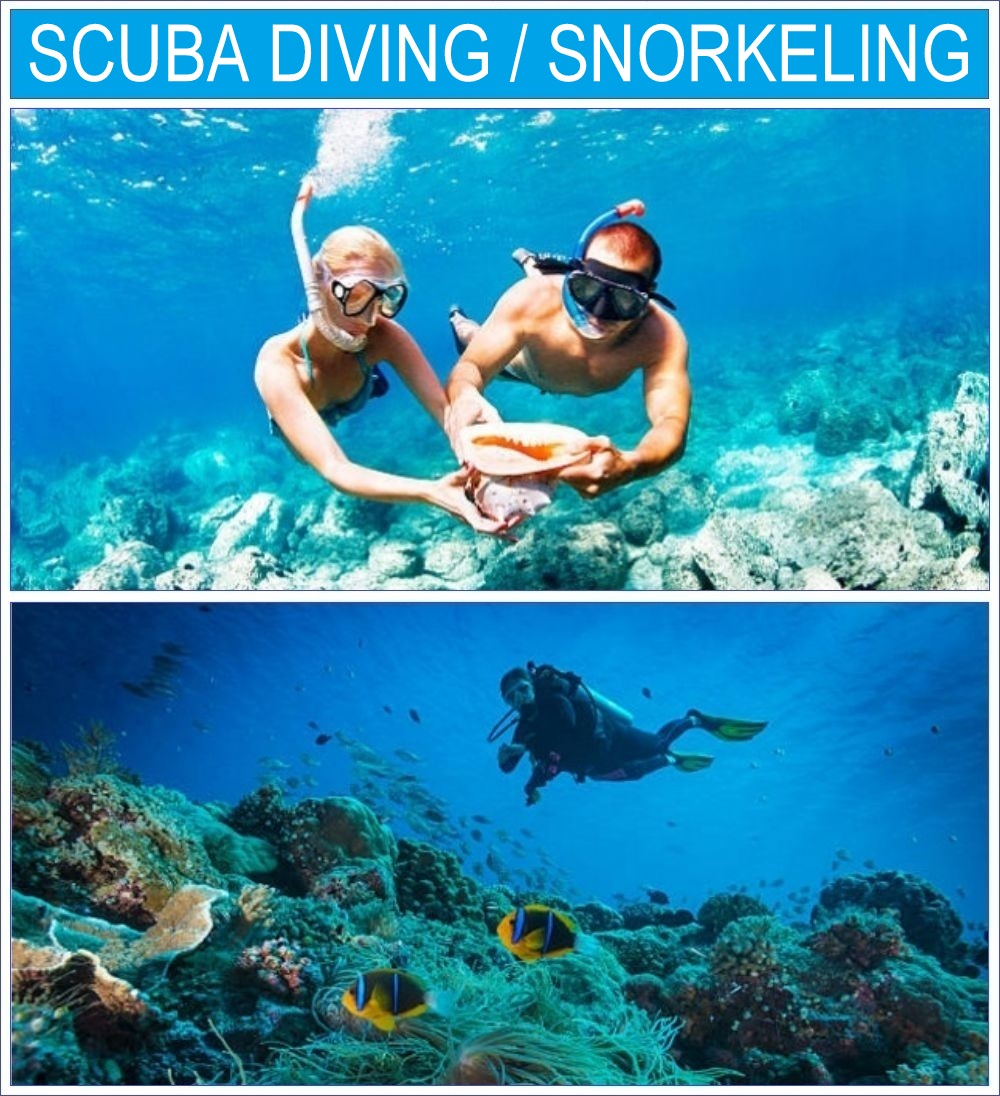 EXtreme HP Scuba Diving Snorkeling