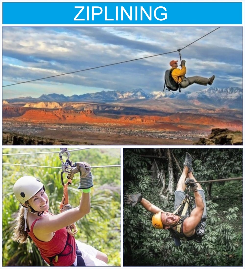 EXtreme HP Ziplining